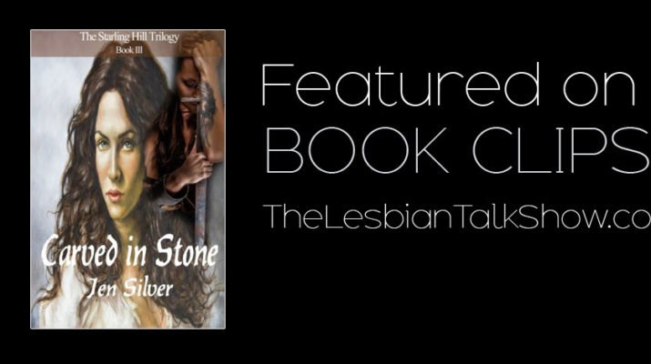 Carved In Stone by Jen Silver