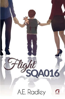 Flight SQA016 by AE Radley