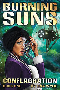Burning Suns Conflagration by Lisa Wylie