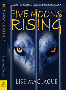 Five Moons Rising by Lise MacTague-website