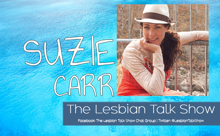 Suzie Carr Podcaster