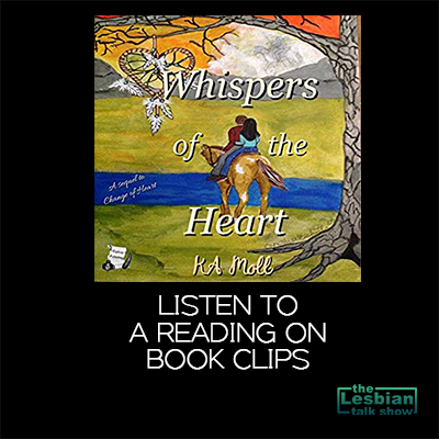 Whispers Of The Heart by KA Moll