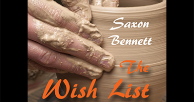 The Wishlist by Saxon Bennet