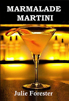 Marmalade Martini by Julie Forester